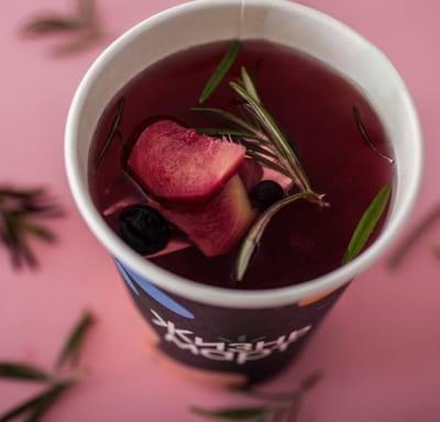 Смесь для чая Розмарин - смородина