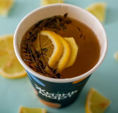 Смесь для чая Чабрец - лимон