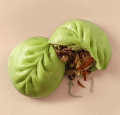 Булочка Бао вегетарианская  Mr.Chu