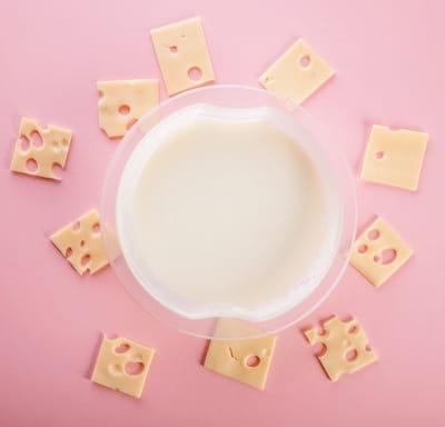 Суп-пюрешечка сырный
