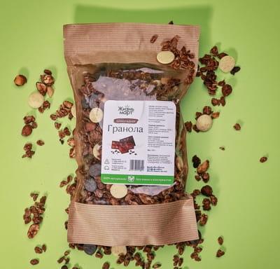 Гранола шоколадная