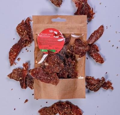 Мясные чипсы из свинины