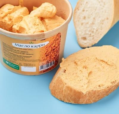 Масло сливочное карри