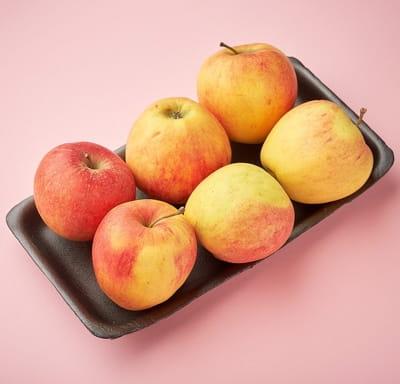 Яблоки красные, 1 кг упак