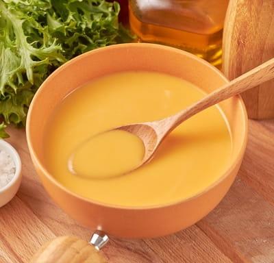 Сливочный тыквенный суп в заморозке